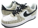 Nike NIKE AIR FORCE12006SNAKE PACK ナイキエアフォースワンスネーク Pack White Snake reprint