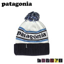 Patagonia patagonia knitted Cap 29185 Powder Town Beanie nylon mens Womens FALL 2013 new