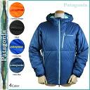 Patagonia patagonia of spark down jacket Mens 84102 Das Parka regular fit Ripstop-Nylon men's FALL 2013 new