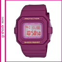 Point 10 x Casio GMN-550-6JR CASIO g-shock mini watch mens ladies watch