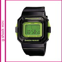 Point 10 x Casio GMN-550-1CJR CASIO g-shock mini watch mens ladies watch