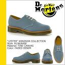 Dr. Martens Dr.Martens 3 Hall shoes フェーデッド denim ファインキャンバス men women