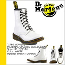 Dr. Martens Dr.Martens 1460 WOMENS 8 hole boots R11821104 MATERIAL UPDATES patent leather Womens mens 8 EYE BOOTS