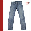 Double Aurel RRL DOUBLE RL Ralph Lauren vintage denim 4859236 DRLO LOW STRAIGHT cotton mens