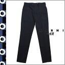 [SOLD OUT] Maruni H & M MARNI at H&M slacks underwear [navy] stripe cotton men [regular]