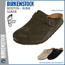 Birkenstock BIRKENSTOCK Boston BOSTON 3 color men's women's