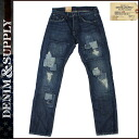 Denim and supply DENIM&SUPPLY Ralph Lauren vintage denim 4636600SFJ patchwork cotton men