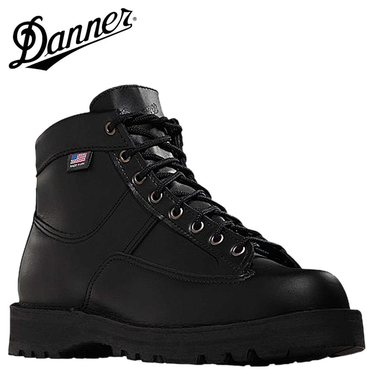Black Danner Boots - Cr Boot