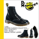 Dr. Martens Dr.Martens 1460 8 hole boots R10072017 MODERN CLASSICS patent leather mens 8 EYE BOOTS
