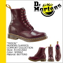 Dr. Martens Dr.Martens 8 hole boots R13512602 PASCAL leather men women