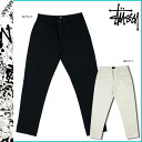 016739 Vintage cotton men's Stussy STUSSY Chino