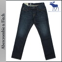 Abercrombie & Fitch Abercrombie &Fitch vintage denim 131-318-0220-028 SKINNY cotton mens