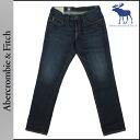Abercrombie & Fitch Abercrombie &Fitch vintage denim 131-318-0220-028 SKINNY cotton mens