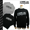 Point 2 x com de ファックダウン by the cut by The cut, COMME des FUCKDOWN trainers grey black COME FRONT men's 221T0301 [regular]