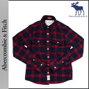 Abercrombie & Fitch Abercrombie &Fitch long sleeve button shirt with 125-168-0503-028 cotton mens vintage MUSCLE