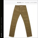 Mark by Mark Jacobs MARC BY MARC JACOBS corduroy trousers, SKUNNY CORDUROY PANTS cotton mens