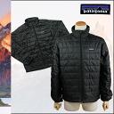 Patagonia patagonia na ノパフ jacket 84210 Patagonia Men's Nano Puff Jacket regular fit polyester mens