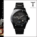 Tri TRIWA watches DAAC104 BLACK RUSSIAN BRASCO plastic mens Womens black