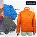 Patagonia patagonia Nano puff pullover 84020 レギュラーフィット Patagonia Men's Nano Puff Pullover polyester men's
