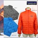 Patagonia patagonia zip up jacket 84210 レギュラーフィット Patagonia Men's Nano Puff Jacket polyester men's