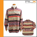 アールエル x RLX Ralph Lauren long sleeve button shirt with 7933326 XWRZ cotton mens