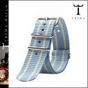 Tri TRIWA TRIWA dedicated strap STNY128 LAVENDER NATO nylon mens Womens Lavender