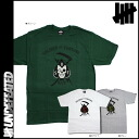 Undefeated UNDEFEATED short sleeve T shirt 5190263 DEATH FROM ABOVE TEE cotton men's