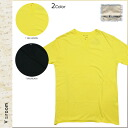 ヴイルーム V::room short sleeve T shirt lemon black 081534 MADE JAPAN sewn cotton mens celux pear flowers beloved [regular]