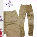 ピーアールピーエス PRPS cargo pants E63P10Q work cotton men's 2013 new