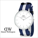Daniel Wellington Daniel Wellington watch CLASSIC GLASGOW WRIST WATCH QUARTZ CITIZEN NATO list watch quartz watch nylon men's women's
