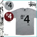 Stussy STUSSY short sleeve T shirt TEE 2 color T-SHIRT short sleeve tee shirt short-sleeved cotton men's new [regular]