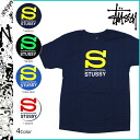 Stussy STUSSY short sleeve T shirt TEE T-SHIRT tee shirt short-sleeved mens