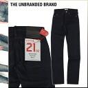 アンブランデッド THE UNBRANDED BRAND skinny denim jeans SKINNY FIT jeans men's jeans