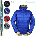★ birth Festival ★ points 10 times Patagonia patagonia zip up jacket Mens 84221 Nano Puff Hoody mens