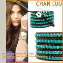 チャンルー CHAN LUU bracelet [turquoise] BS-1289 TURQUISE Handmade Leather Womens mens [regular]