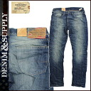 Denim and supply DENIM&SUPPLY Ralph Lauren denim jeans [indigo] DENIM jeans jeans men