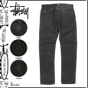 Point 5 x Stussy STUSSY corduroy pants 3 color 116191 PANTS bottoms mens [12 / 10 new in stock] [regular] 05P11Jan14