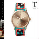 Tri TRIWA watches LAST105 FIONA PAXTON ROSE LANSEN collaboration men women