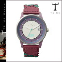 Men's women's NIAC108 PURPLE NIBEN watch TRIWA Tri