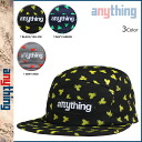 3 color anything aNYthing caps CAP Hat mens [regular]