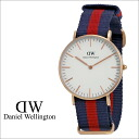 [Regular] [SOLD OUT] Daniel Wellington Daniel Wellington watch [rose] CLASSIC OXFORD LADY 36 mm ladies watch