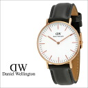 [Regular] [SOLD OUT] Daniel Wellington Daniel Wellington watch [rose] CLASSIC SHEFFIELD LADY 36 mm ladies watch