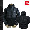 The North face THE NORTH FACE down jacket [black] A2V2 MEN'S CATALYST MICRO JACKET men [1/21 Shinnyu load] [regular]★★