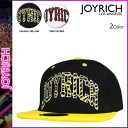 Point 5 x Mickey Mouse No1 JOYRICH snap back Cap [Black] U1424CP SNAPBACK CAP mens Womens unisex [regular] fs04gm05P06May14