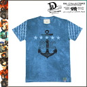 Dr.Collectors doctor collectors short sleeves T-shirt TEE [blue] ANCHOR men gap Dis T-SHIRT T-shirt [regular]