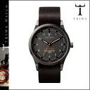 Point 2 x Tri TRIWA watches [Black / Black] WALTER LANSEN BLACK MONO mens Womens unisex LAST109 [regular] 02P01Nov14