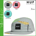 HUF-Huff caps 3 colors 1986 BOX LOGO VOLLEY men's hat in 2014, new [6 / 13 new in stock] [regular]