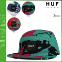 HUF-Huff caps 3 colors COPACABANA BOX LOGO VOLLEY men's hats resort pattern in 2014, new [6 / 13 new in stock] [regular] ★ ★