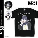 Hollywood maid HOLLYWOOD MADE short sleeves T-shirt TEE [2 colors] MR BADMAN T-SHIRT men T-shirt 2014 new work [regular]
