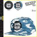 10% off ★ points 2 x 10 DEEP deep transcontinetal Snapback Cap Hat mens 2014, new 2-color SLAVE TO WAVE SNAPBACK [regular] 02P01Mar15